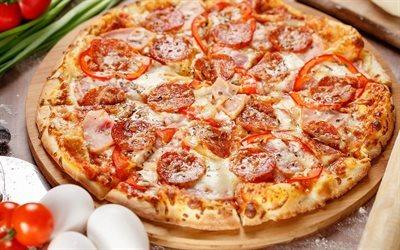 Пицца в Саках